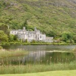 Abbaye de Kylemore en Irlande (2014)