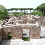 Ostia Antica - Port antique de Rome (2013)